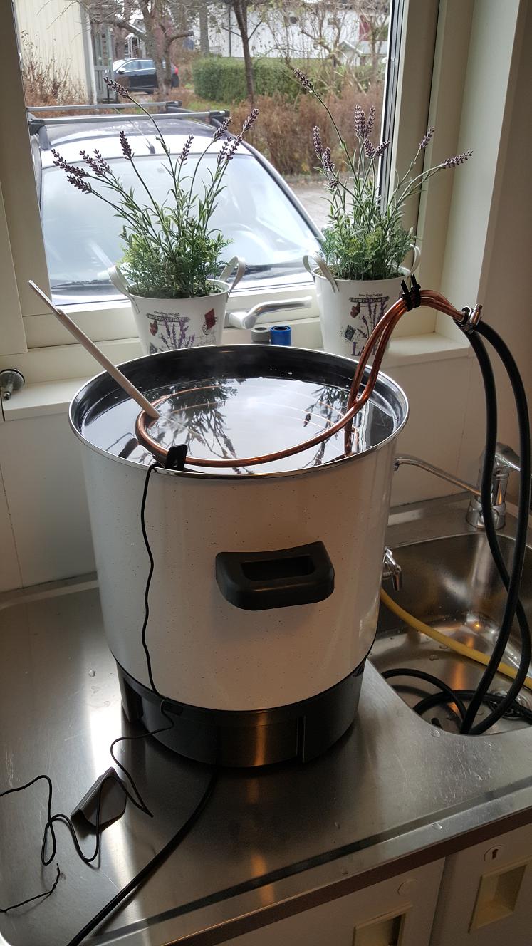Sterilisering av utrustning
