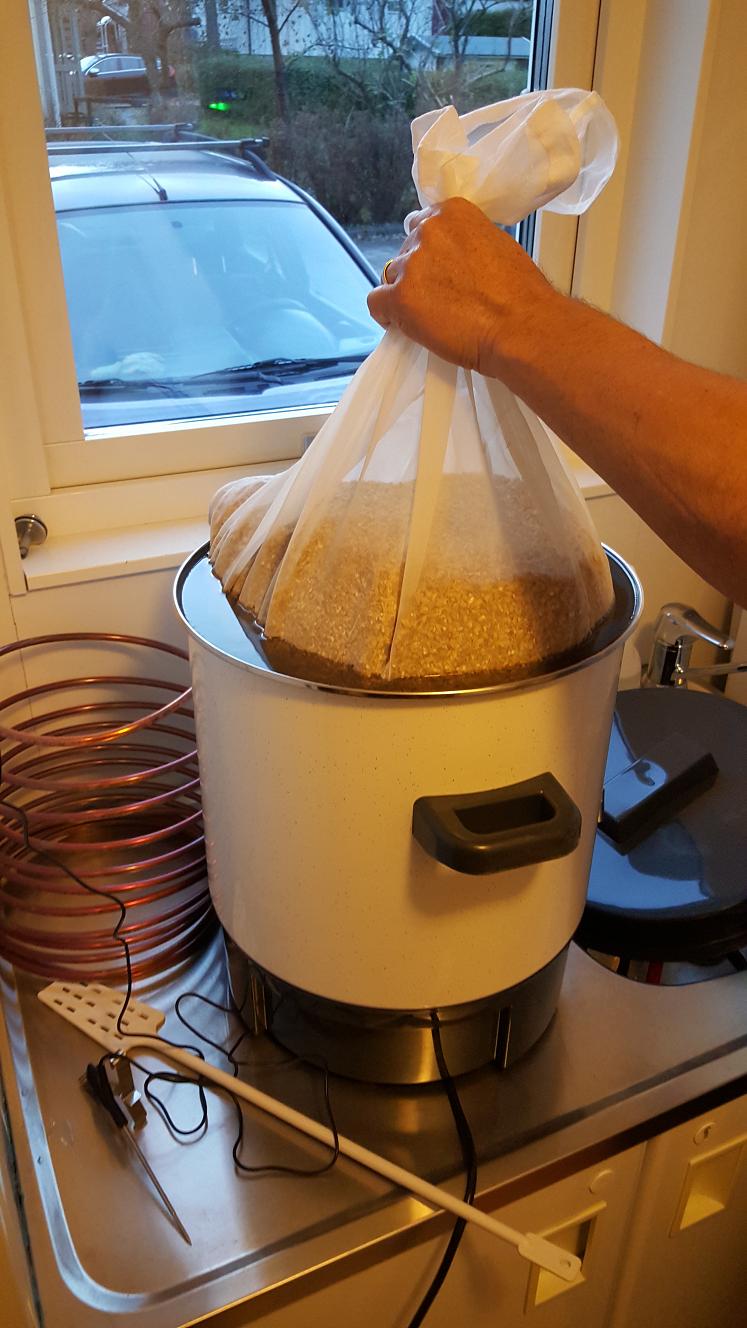 BrewInBag i kokkärl