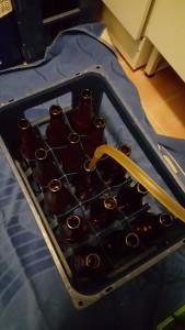 Upptappning på flaska